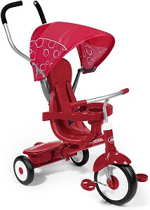 1 Radio Flyer 4 in 1 Stroll N Trike 1