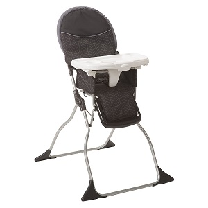 Cosco Simple - Best High Chair for small spaces.