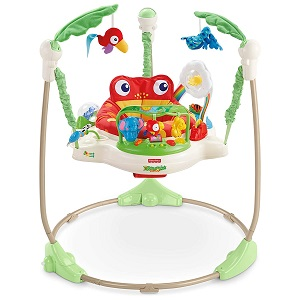 fisher price best baby jumper