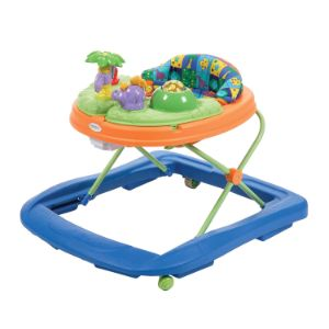 Dino Sounds 'n Lights Discovery Baby Walker