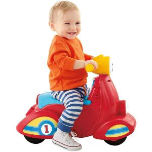 2 Fisher Price Laugh Learn Smart Stages Scooter