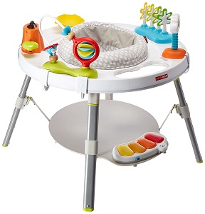 3. Skip Hop Explore and More Babys View 3 Stage Interactive Activity Center