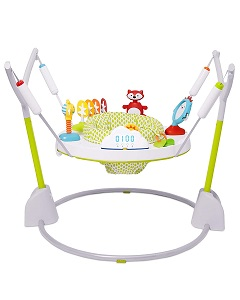 4. Skip Hop Baby Jumper Jumpscape FoldAway Jumper with Bounce Counter Explore More 1