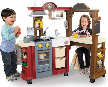6. Little Tikes Kitchen Restaurant Red 1 1