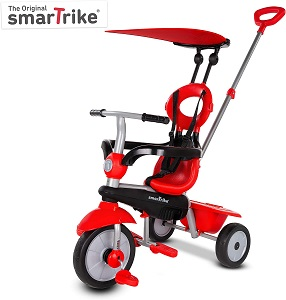 8. smarTrike Zoom Toddler Tricycle