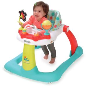Kolcraft Tiny Steps 2-in-1 Infant & Baby Walker