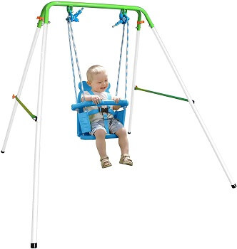 4. Sportspower My First Toddler Swing
