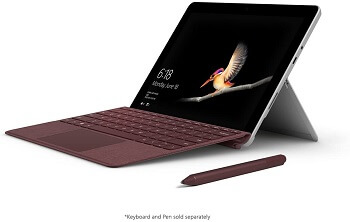 6. Microsoft Surface Go