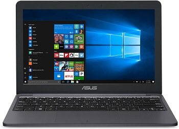 7. ASUS VivoBook L203MA UltraThin Laptop