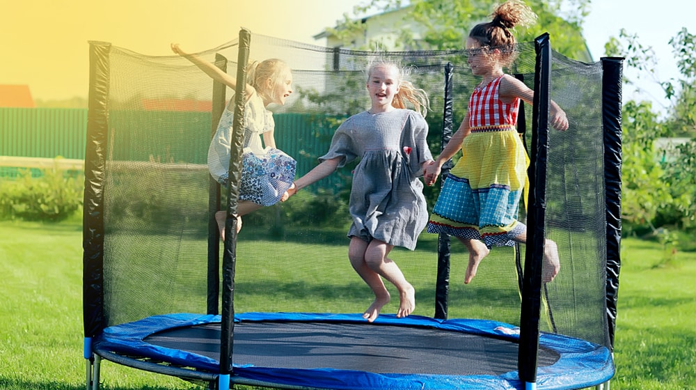 10 Best & Safest Trampoline for kid 2020