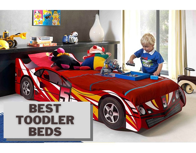 The 10 Best Toddler Beds to Buy in 2020 Reviews and Buyer's Guide