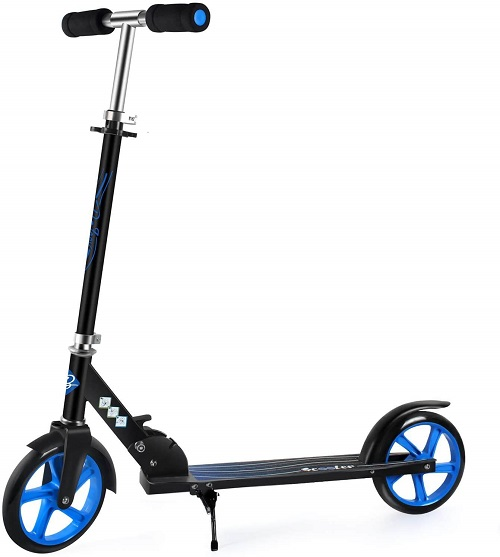 3.BELEEV Scooters for Kids 8 Years and up Foldable Kick Scooter 2 Wheel
