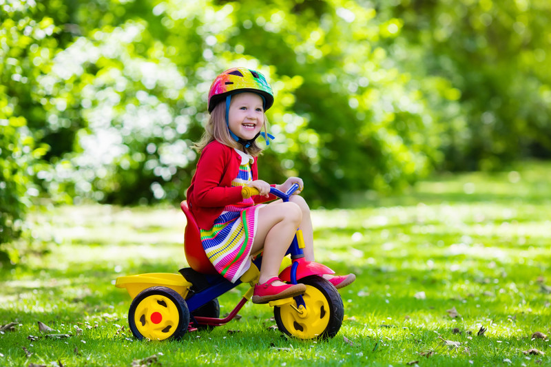 Right Age To Introduce A Toddler Tricycle to Your Kid