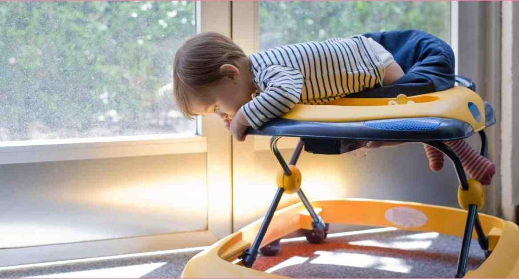 Limitations of A Baby Walker